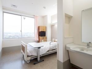 8階 病室