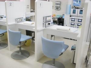 2. 採血・中央処置室・化学療法室