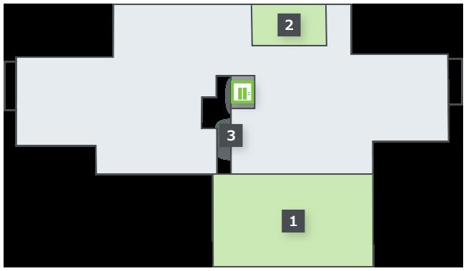 フロアマップ 4階