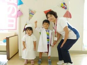 小さな医師と看護師