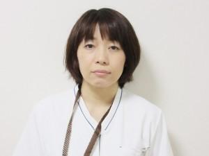 がん化学療法看護認定看護師 竹内 織恵